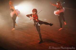 Lindsey Stirling | by JL Hopper Photography