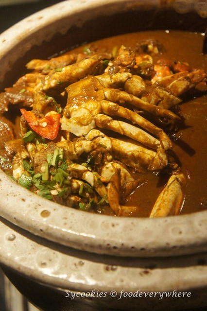 13.Goan Crab Curry-Buka Puasa at TEMPtations @ Renaissance KL (2015)