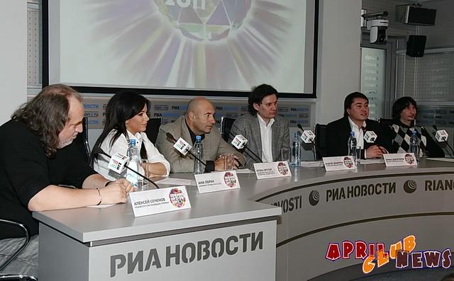 Андрей Димитров, Игорь Крутой, Арман Давлетяров, Ани Лорак, Байгали Серкебаев