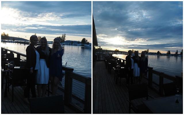 vesijärvitytöt1,P6195486, vesijärvi, juhannus, midsummer, pics, terassi, terace, summer night, kesäyö, yötön yö, juhannus, girls,
