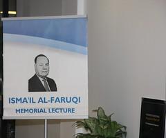 Ismai'l al Faruqi Memorial Lecture