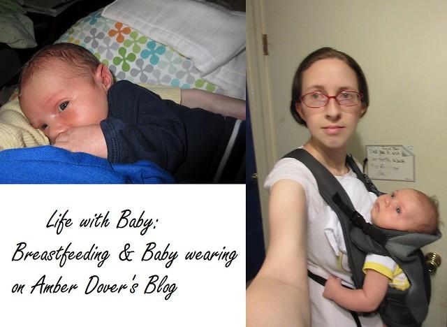 BabywearingBreastfeeding