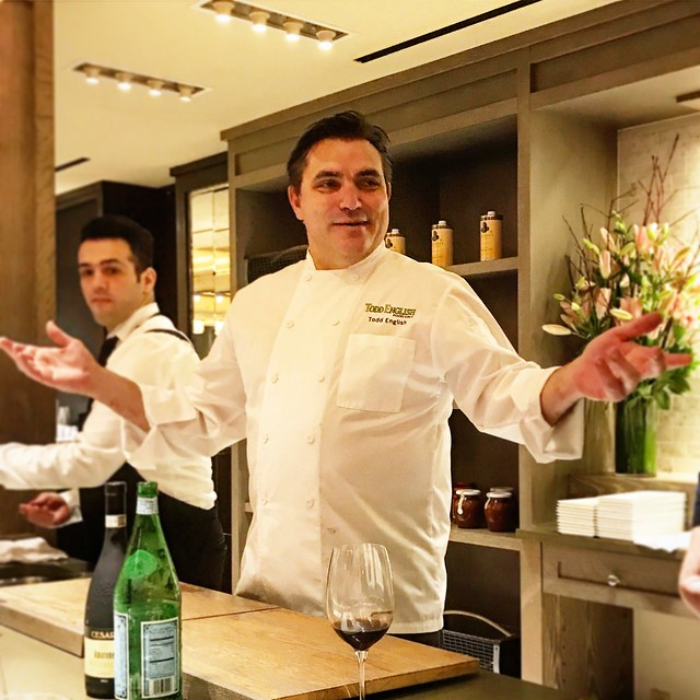 Wine Pairing Lunch with Celebrity Chef Todd English​ (6)