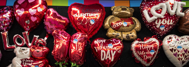 Party City Valentine's Day