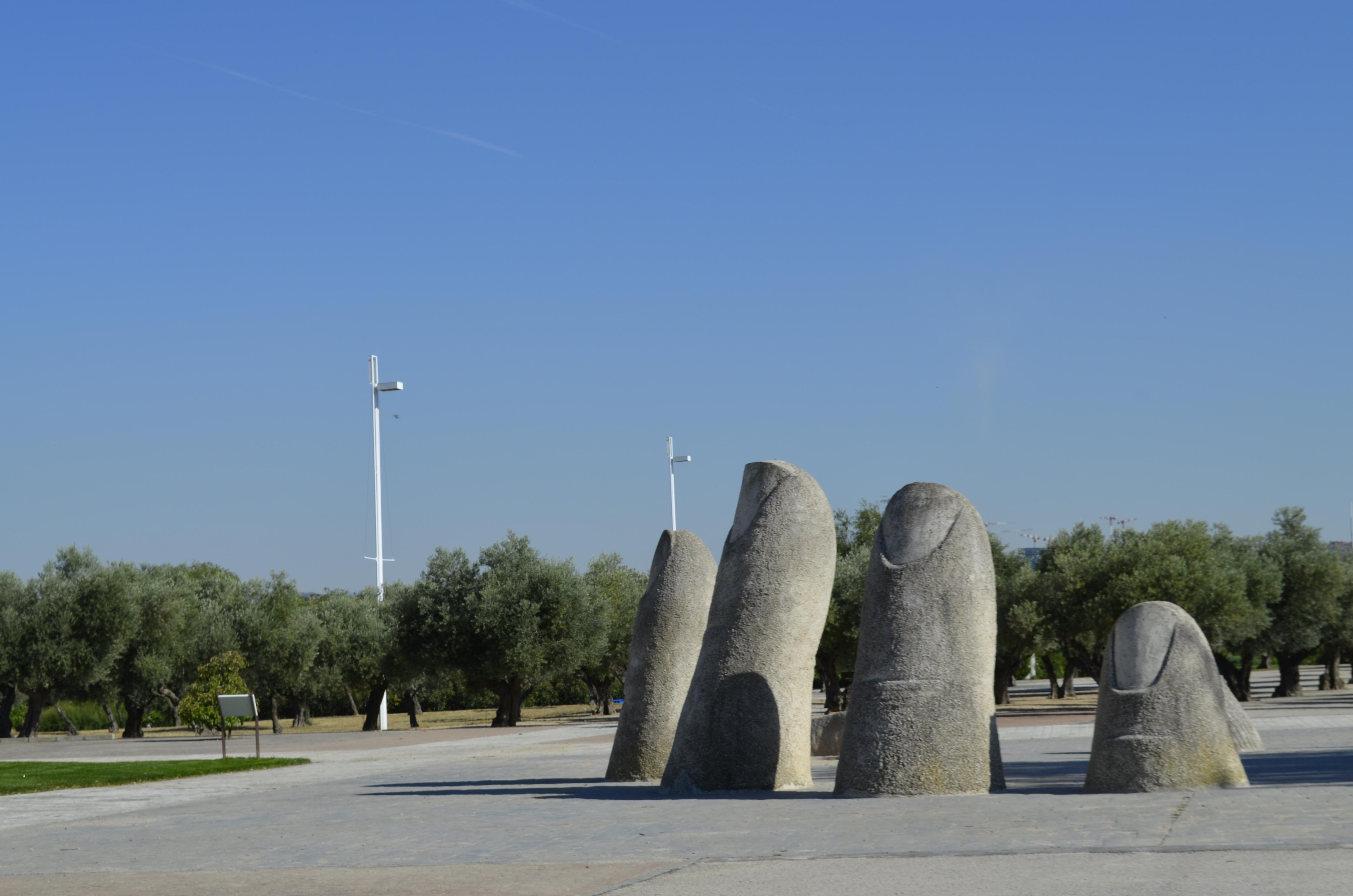 Parque Juan I Madrid