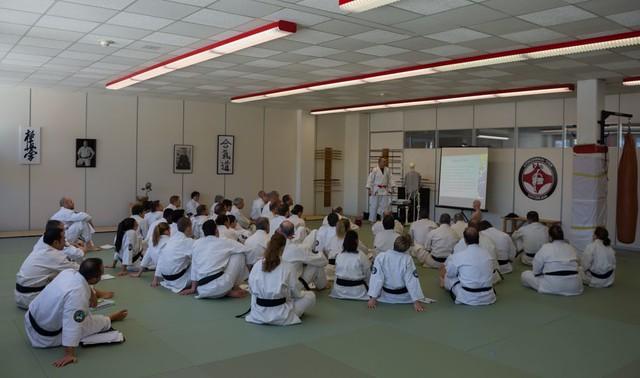 Kuatsu: Kyokushinkai-Karate Dan Seminar