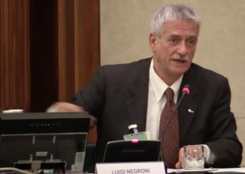 """presso la Sala dell'Istituto di Santa Maria in Aquiro (Senato della Repubblica) il convegno """"Adozioni internazionali misura di protezione dell'infanzia. Etica e legalità""""."""