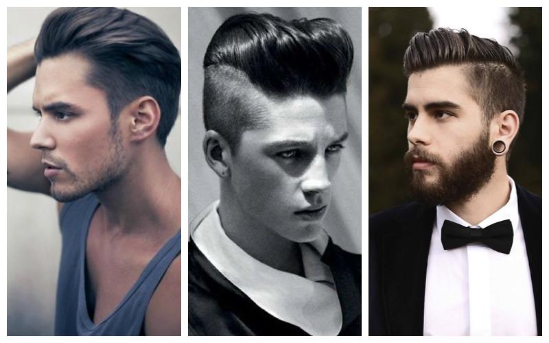 Kiểu tóc undercut 2017