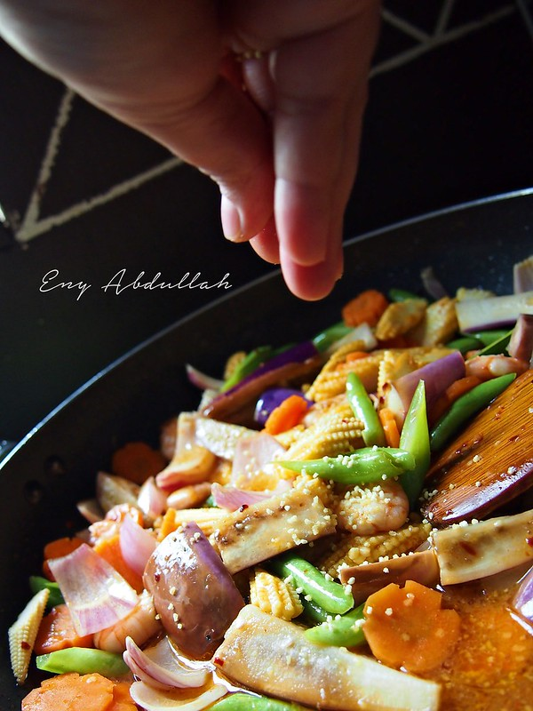 Paprik Sayuran