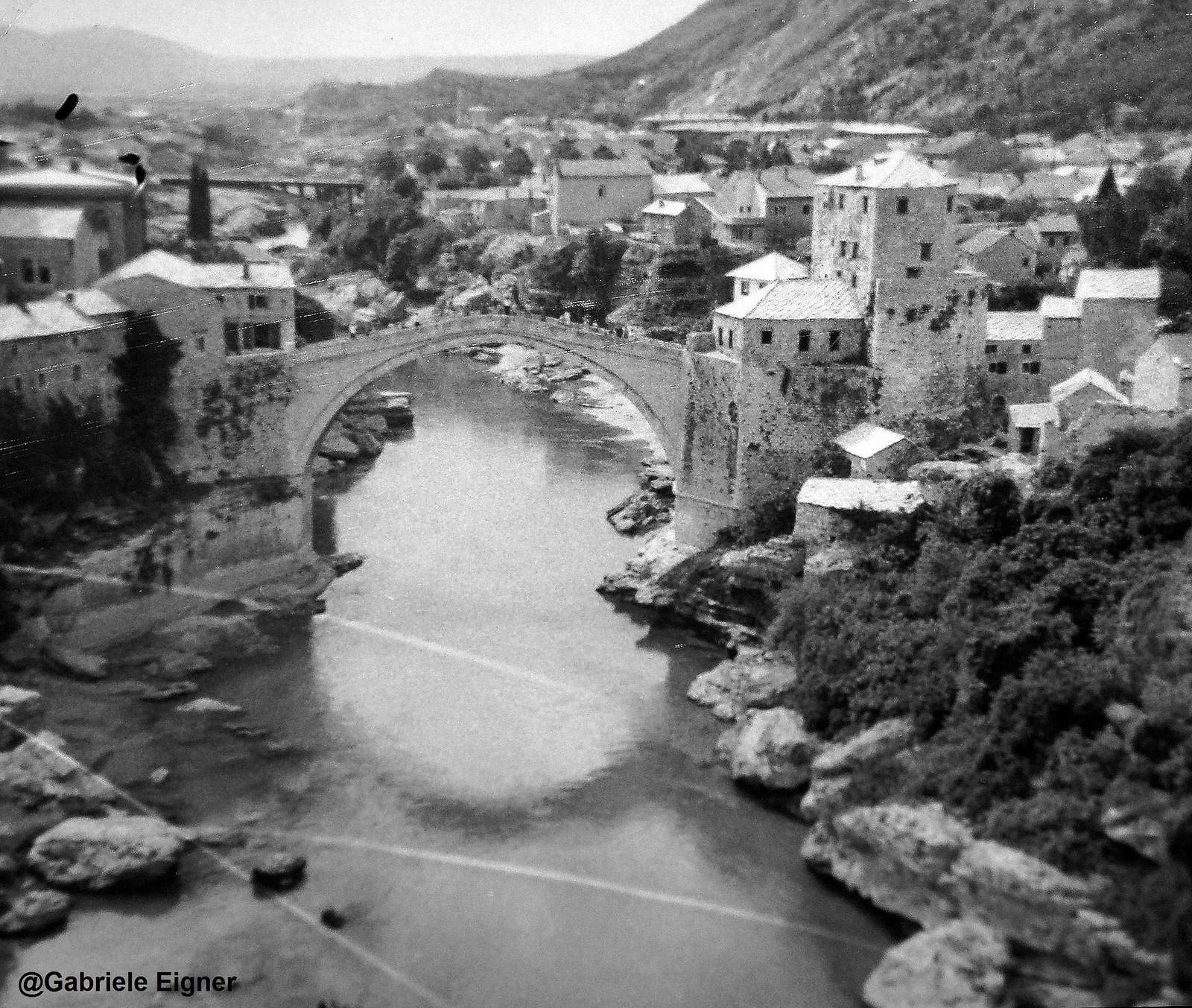 Mostar 1967 von Gabi