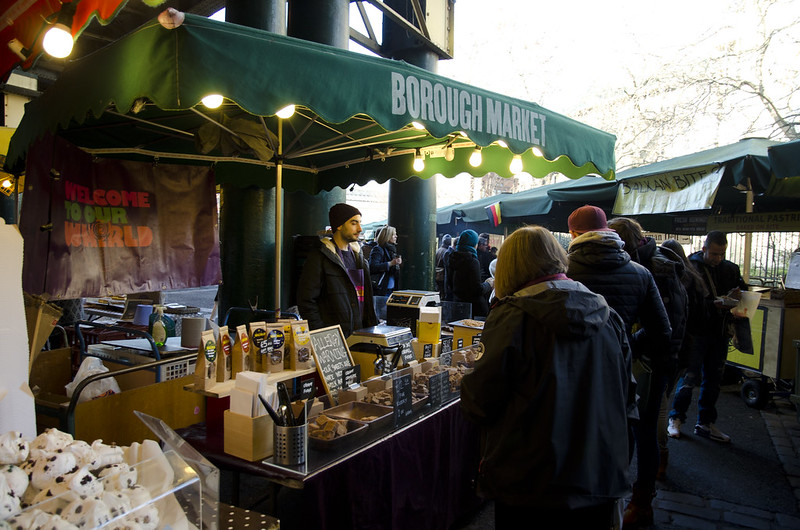 Londres - Borough Market