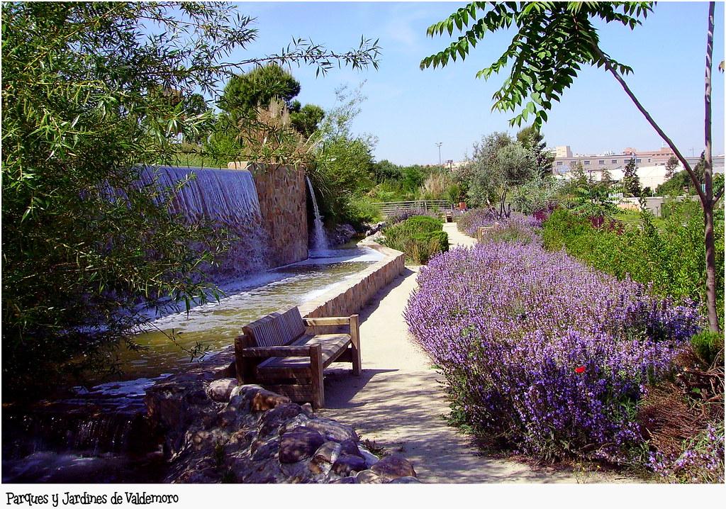 Paseos de parques y jardines