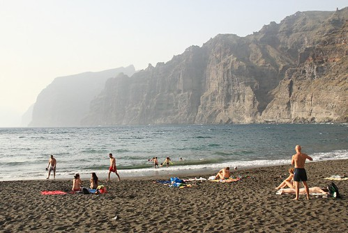 Playa de los Guios. Tenerife. Spain