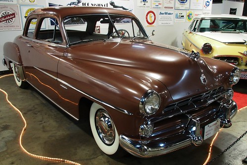 1952 Dodge Coronet Club Coupe 6392 2 Photographed At