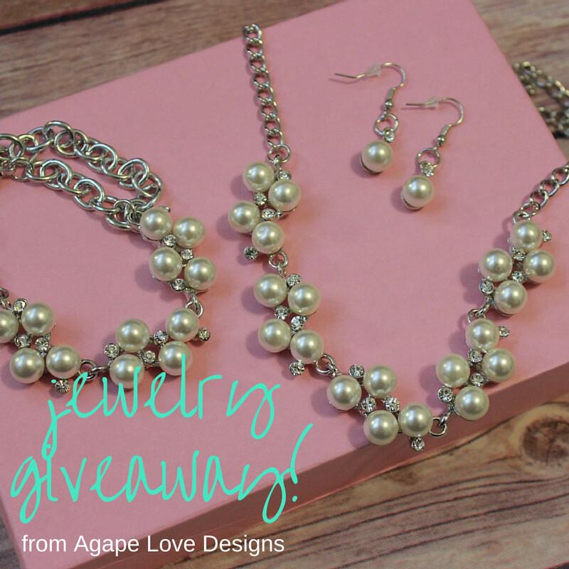 Agape Love Giveaway