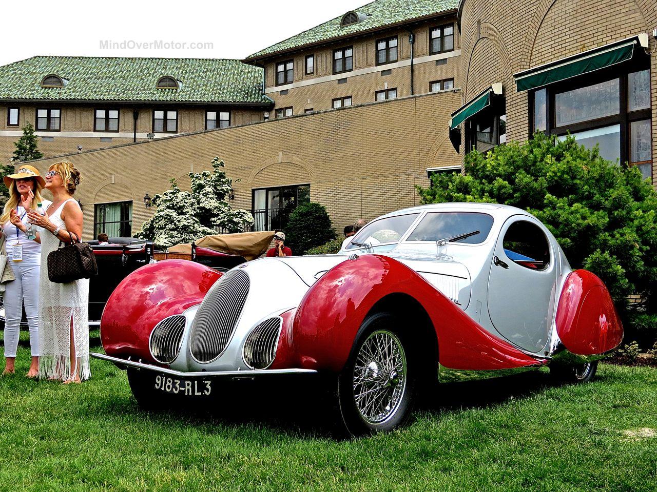 Hershey Elegance 2 Talbot Lago