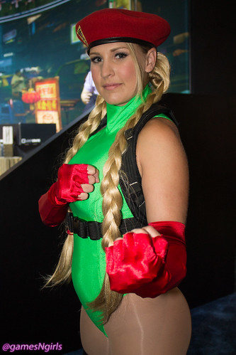 3d street fighter cammy - 3 part 3