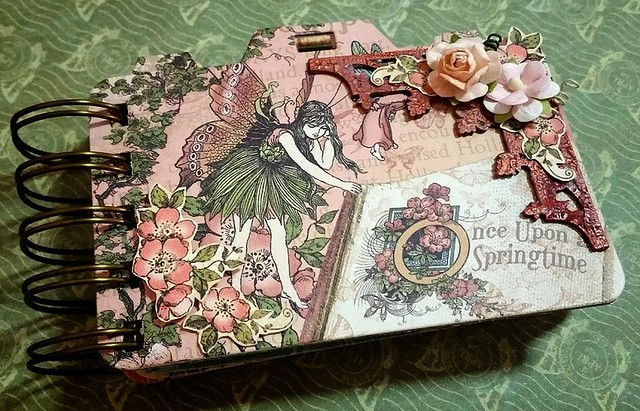 """Once Upon A Springtime"" Fairy Box & Album"