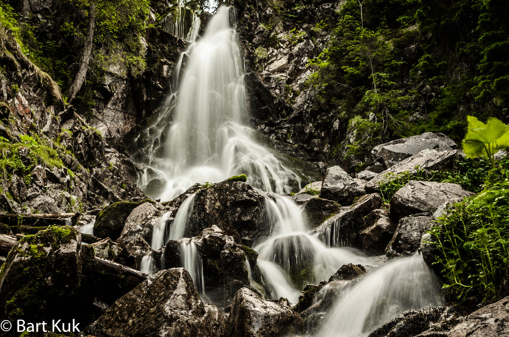Roháčsky vodopád - Western Tatras