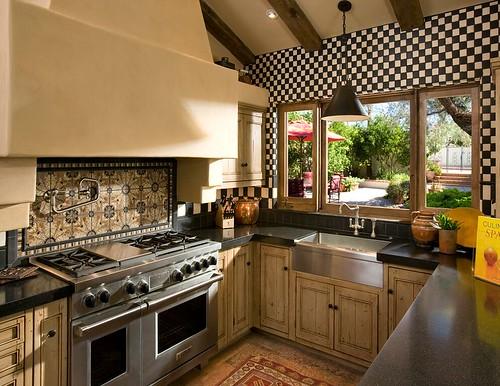 Jar install 7 craftsman court ceramics flickr for Piastrelle maiolica cucina