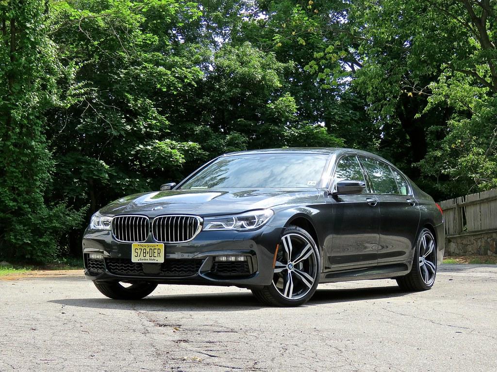 BMW G11 750i 6