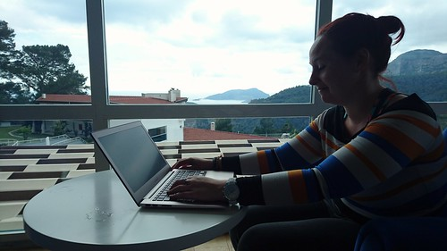 May 2016 - Remote working in Turkey - Liz Hardwick