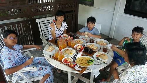 Menginap di Tiga Lima Homestay Yogyakarta
