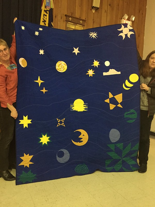 5 charity quilt