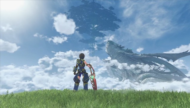 Xenoblade Chronicles 2 - Monster