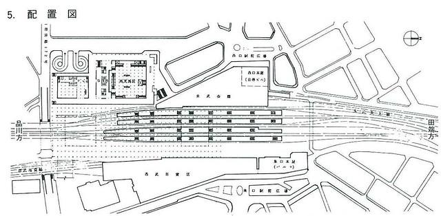 上越新幹線と池袋駅 (2)
