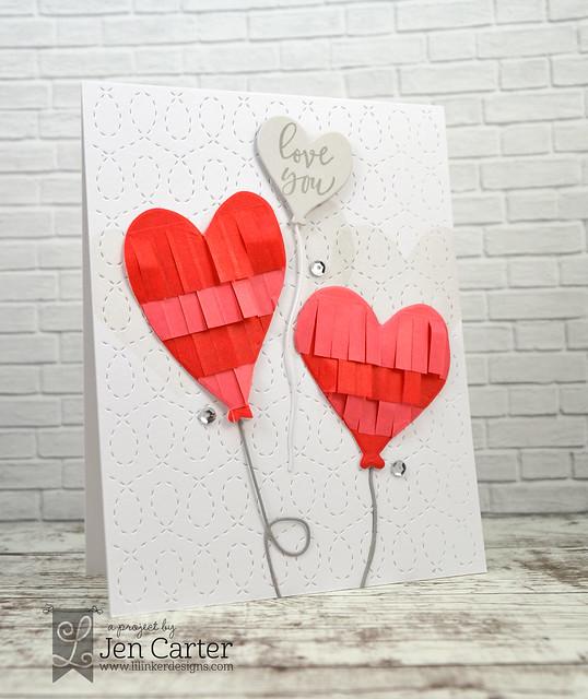Jen Carter Love You More Pinata wm