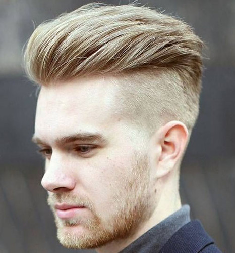 Top 40 kiểu tóc undercut đẹp nhất 2017