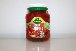 06 - Zutat geröstete Paprika / Ingredient roasted bell pepper