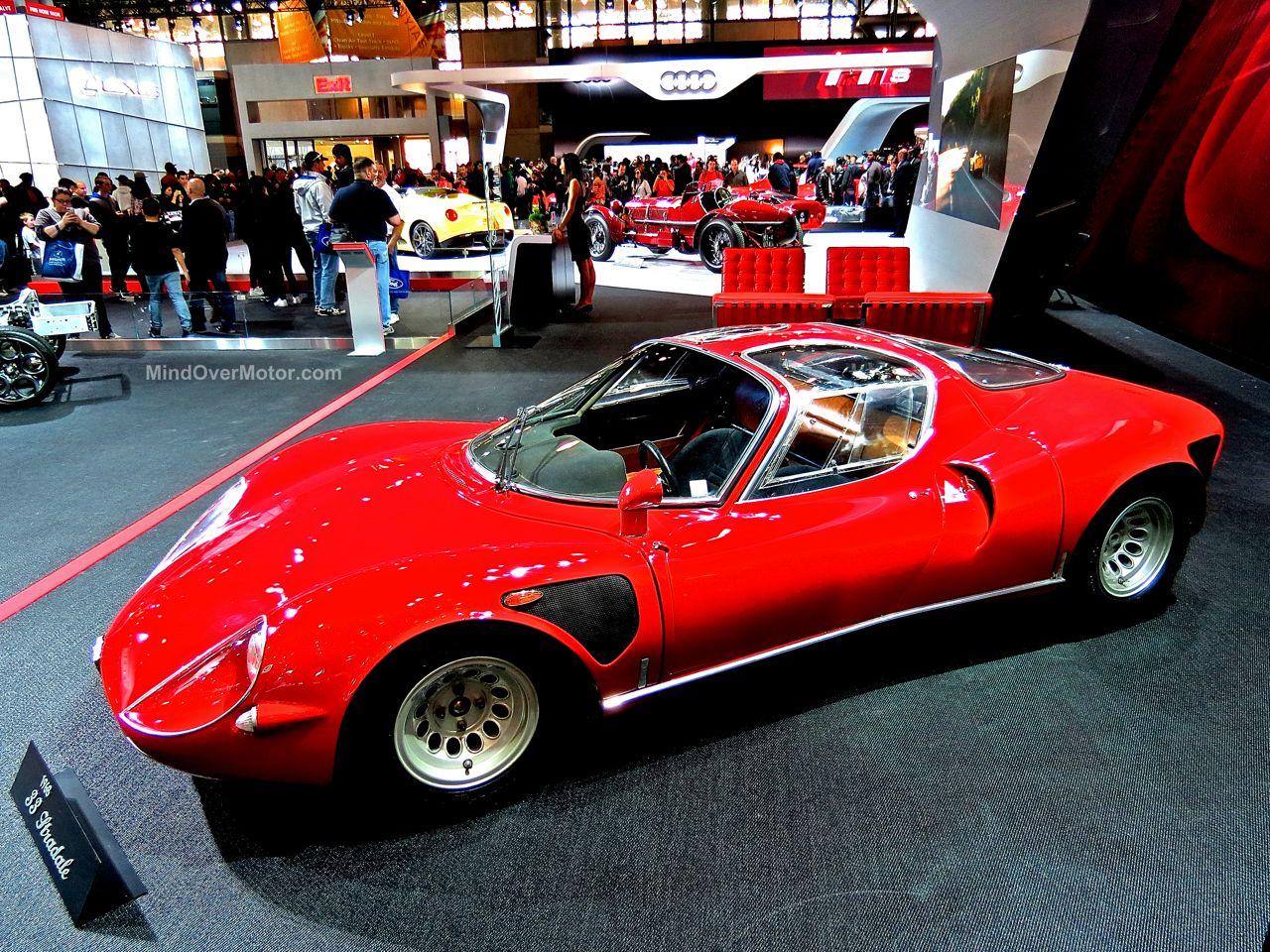 Alfa Romeo Tipo 33 Stradale NYIAS 5