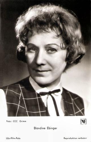 Blandine Ebinger