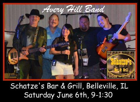 Avery Hill 6-6-15