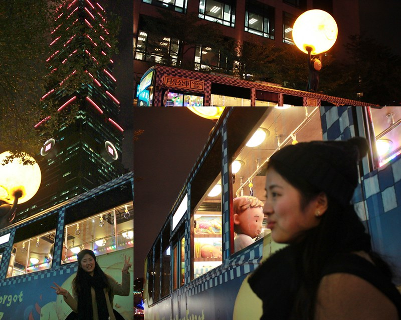 Starbucks統一星巴克-省錢上101高樓-台北景色咖啡館  (37)