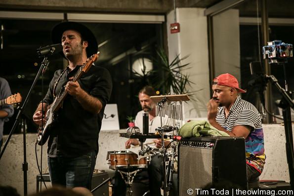 Fool's Gold @ Sofar Sounds, LA 6/17/15
