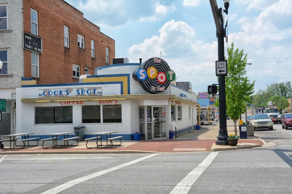 Cooks Spot Restaurant Sidney OH