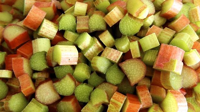 Rhubarb Muffins 2