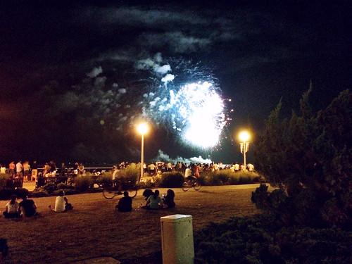 Fireworks Finale (July 5 2014)