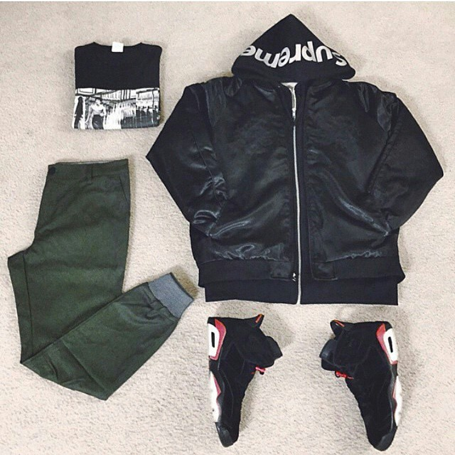 Outfitgrid with Jogger Pants teamjogger joggers