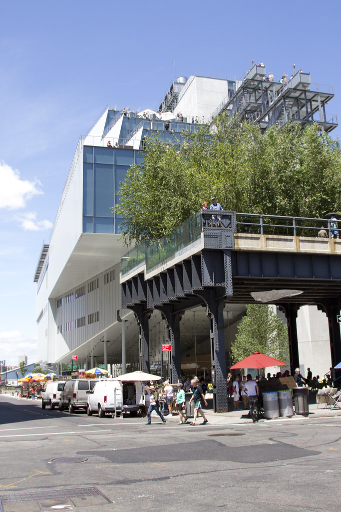 out and about: the whitney museum of american art | reading my tea leaves