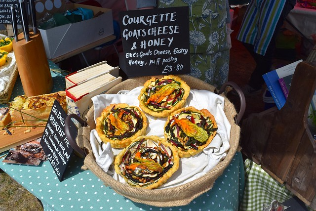 Paramour Pie Club Tarts at Walmer Food Festival
