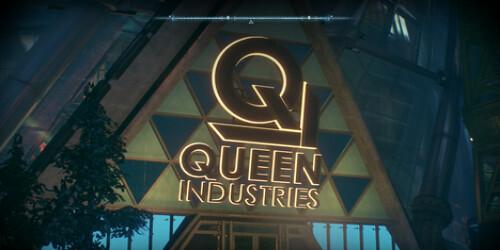 queen ind