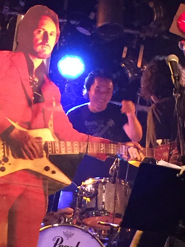 John Entwistle tribute concert at ShowBoat, Tokyo, 29 Jun 2015. 3406