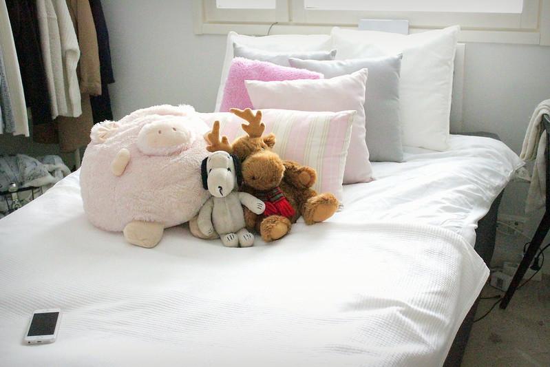 new bedd