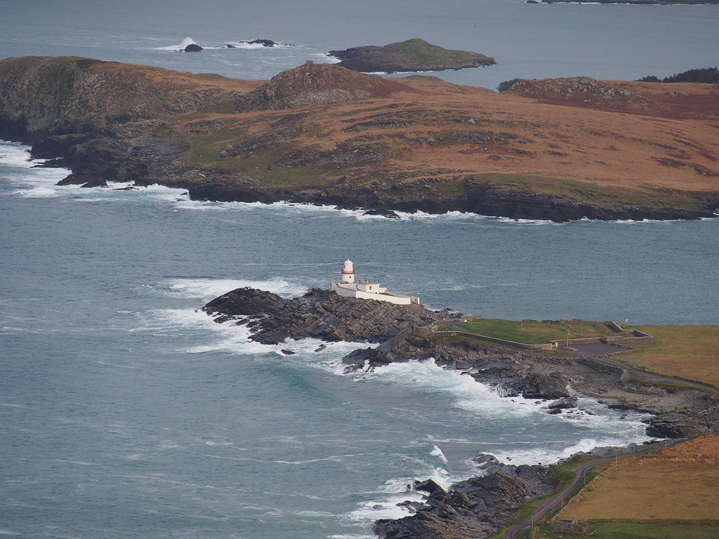 Valentia Lighthouse, Valentia Island, Co. Kerry, Ireland, Dec 2016 - ©Thomas Wiegold