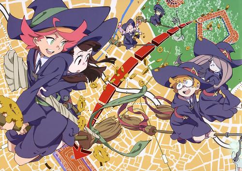 161228(1) - 1月新番《小魔女學園》專訪「吉成曜」監督:期許成為『魔法版忍者亂太郎』兒童作品!