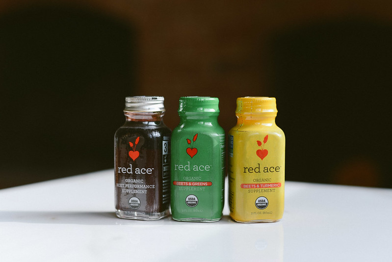 Red Ace Organic Juice
